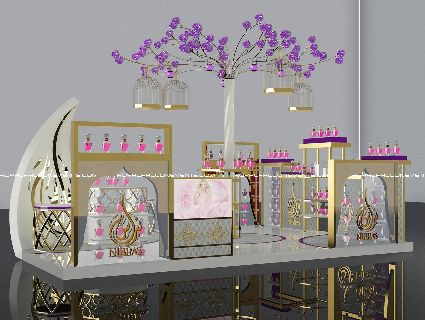 Exhibition Stand Builders In Abu Dhabi : Exhibition stand builders in dubai royal falcon events