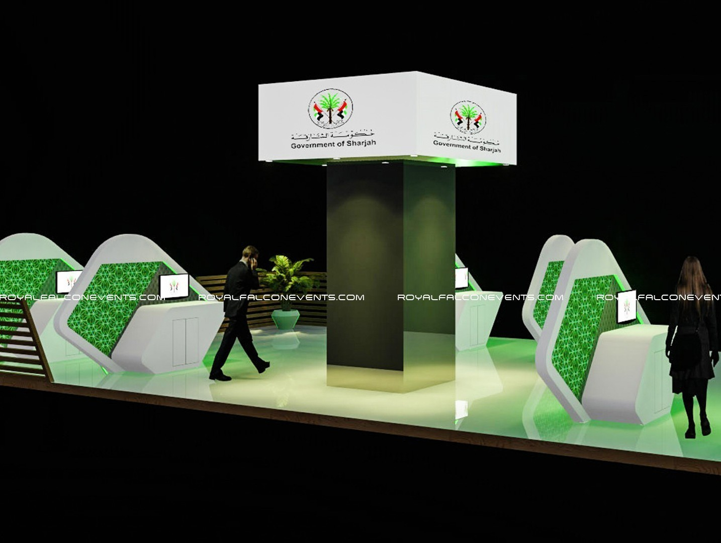 Exhibition Stand Builders Sharjah : Exhibition stand builders in dubai royal falcon events
